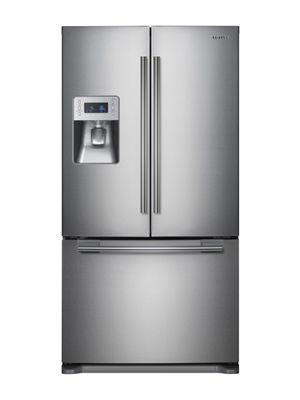 Samsung Model Rf268abrs French Door Refrigerator Best French Door Refrigerator French Doors French Door Refrigerator