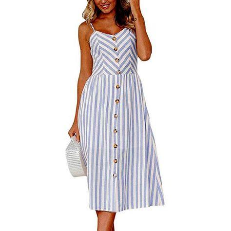 ecf18d37029f Boho Floral Print Summer Dress Women V Neck Pockets Sleeveless Midi Dresses  Female Sunflower Pleated Backless Button Sexy Dress
