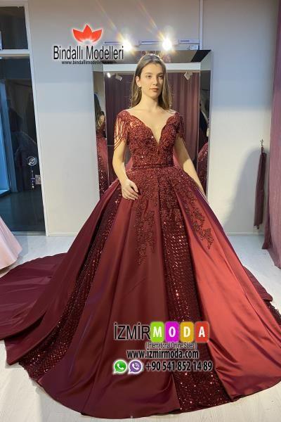 Nisanlik S5077 2020 Balo Elbisesi Resmi Elbise Elbise