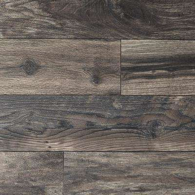 Gray Home Decorators Collection Laminate Wood Flooring Laminate Flooring The Home Depot In 2020 Flooring Grey Laminate Flooring Gray Wood Laminate Flooring