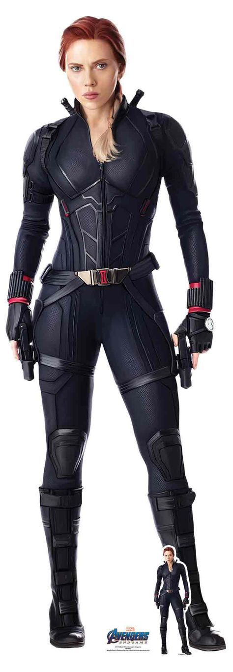 Marvel Pappaufsteller Avengers Endgame Black Widow Source by chupmy