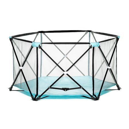 Regalo My Play Portable Playard Indoor and Outdoor with Carry Case and Washable