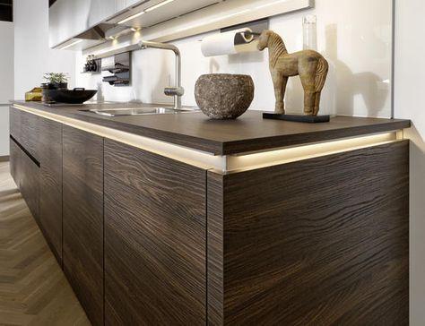 Küchenideen: moderne Inspirationen | nolte-kuechen.de | Nolte ...