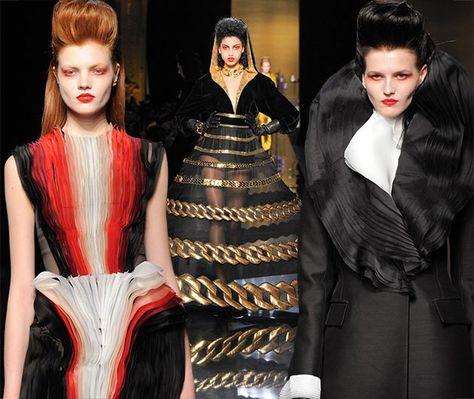 Jean Paul Gaultier Haute Couture Fall 2014 - Fashion Show
