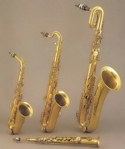 What Is A Saxophone Made Of Ehow Saxophone Jazz Instruments Saxophone Instrument