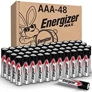 Amazon Com Aaa Batteries Energizer Alkaline Battery Energizer Battery