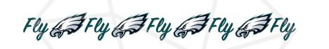 Philadelphia Eagles SVG PNG bundle/ Fly Eagles Fly football/ Repeat pattern cricut silhouette Eagles clipart- 8 Designs!