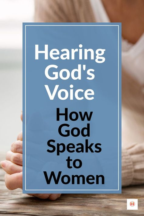 Do you struggle with hearing God's voice? It may be simpler than you think. We can see and hear God while doing the most ordinary things, if we just listen. #prayers #scriptures #learning #faith #lesson