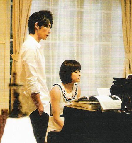 ピアノ のだめカンタービレ 上野樹里 + 玉木宏