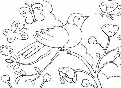 Imagenes De Paisajes Naturales Para Dibujar Dibujos Para Colorear Paisajes Paisajes Dibujos Paisaje Para Colorear