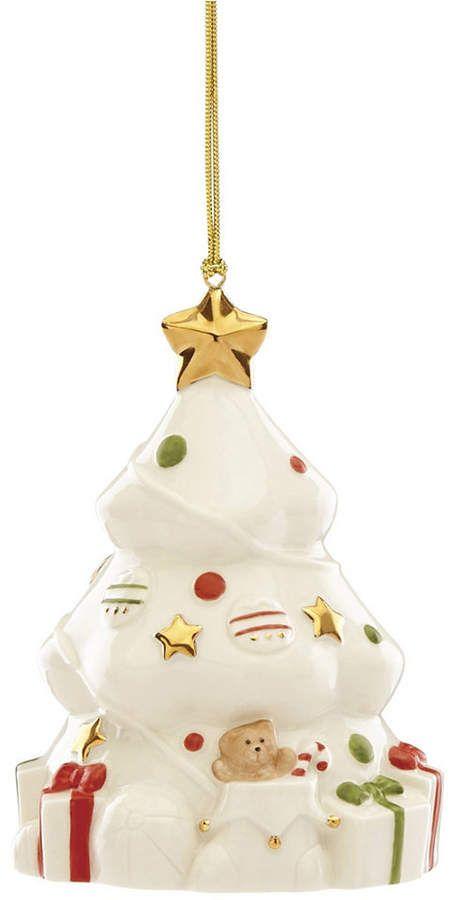 Lenox Tree Recordable Ornament In 2020 Lenox Christmas Ornaments Christmas Tree Ornaments