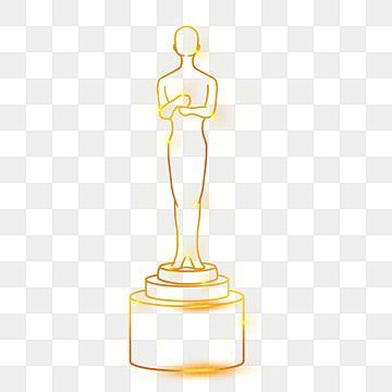Oscar 2020 Oscar Trophy Png Transparent Clipart Image And Psd File For Free Download Oscar Trophy Trophy Clip Art