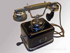Lb Tischstation Protos Hasler Altes Telefon Telefonzelle Und