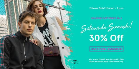 Just Apply This Special Zalora Promo Code Upon Checkout To Get An Amazing Discount Of 30 On The Purchase Of Sitewide Purchase Mi Promo Codes Coding Sitewide