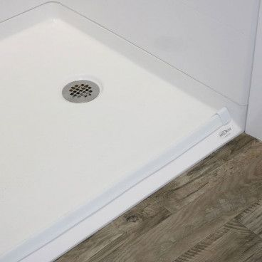 Freedom Accessible Shower Pan Right Drain 54 X 31 Shower