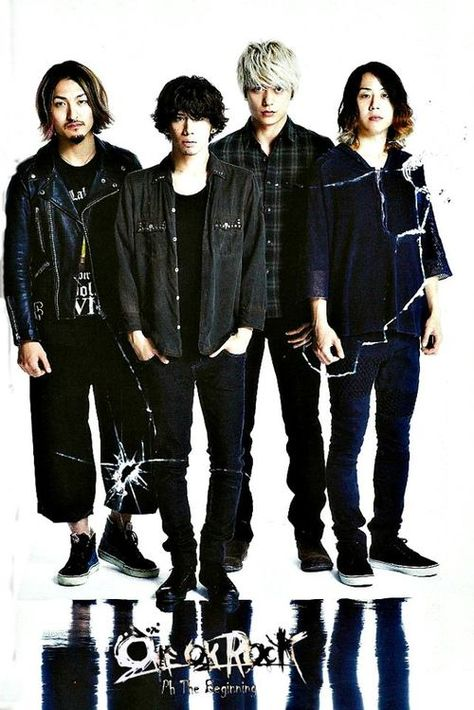 ONE OK ROCK  February 9th, 2014. NYC. I'm so excited to see my favorite band in concert!!