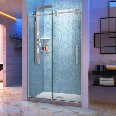 Home Improvement In 2020 Frameless Shower Doors Frameless Sliding Shower Doors Sliding Shower Door