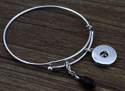 !hotsell button Alex&Ani silver Round bracelet Bangle j1819 - http://designerjewelrygalleria.com/alex-ani/hotsell-button-alexani-silver-round-bracelet-bangle-j1819/