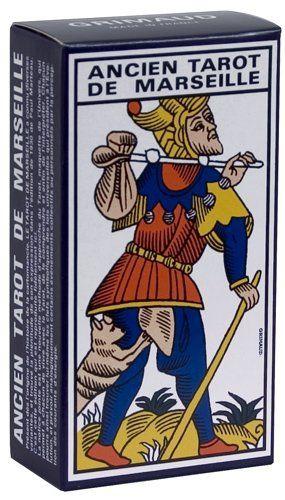 Ancien Tarot De Marseille 78 Lames Promo Jeu De 78 Cartes