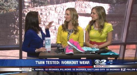 Twin Tested: Exercise Equipment