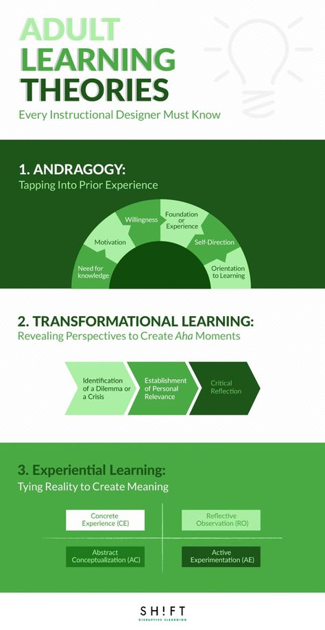 Adult Learning Theories Every Instructional Designer Must Know
