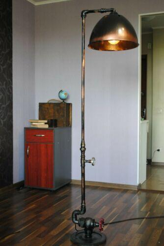 Steampunk-pipe-Floor-lamp-Metal-lamp-Machine-age-Edison-bulb-vintage-floor-lamp #Giftforalloccasion #Pipelampdesigns #Industrialstylefloorlampsforlivingroom #Floorlampsrusticdecor #Farmhousedesign #Giftformen #Rusticlamps #Plumbingpipefloorlamp #Rusticlampsforbedrooms #Rusticlampindustrial #Floorlampindustrial #Rusticlampfloor #Rustichomelighting