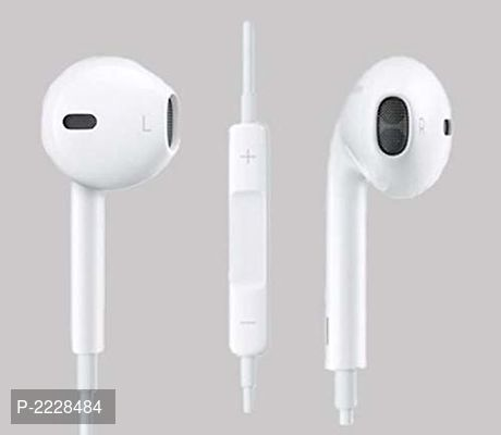 Earphones For Ios With Mic With 3 5mm Jack With Volume Button And Mic Handsfree Headphones Iphone
