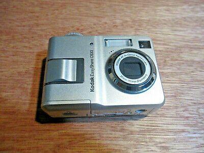Kodak Easyshare C533 5 0mp Digital Camera Only Digital Camera Camera Digital