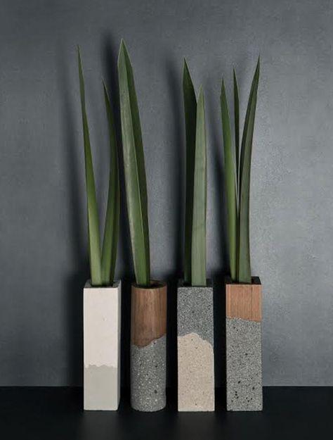 Cool DIY Indoor Plant Shelves To Enhance Your Room Beautiful – a Brief Outline - Artesanato de cimento -