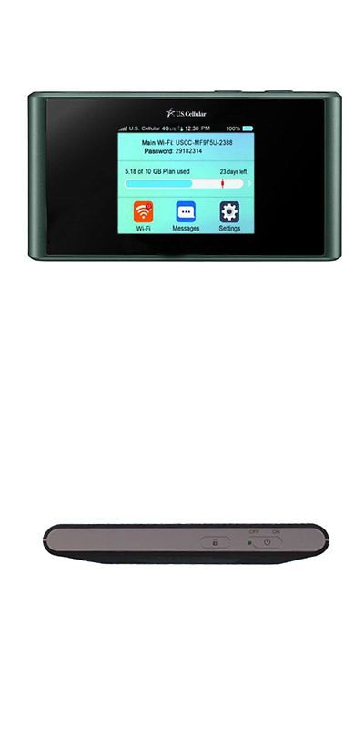 Mobile Broadband Devices 175710: Zte Unite 3 Mf975u (Us