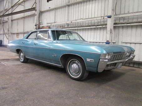 1968 Chevrolet Impala 4 Door Used Cars Dream Cars Cars For Sale