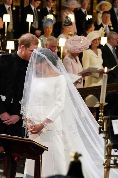 Royal Style - Le sublime voile de mariée