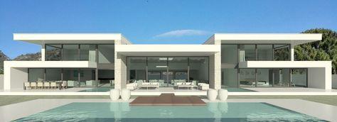 VILLAS MODERNES Maisons contemporaines, immobilier de luxe à ...