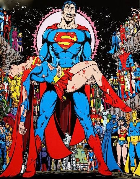 Supergirl Season 2 Trailer Features Crisis on Infinite