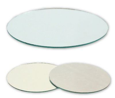 6 Inch Large Round Craft Mirrors 24 Piece Also Mirror Mosaic Tiles 607963371071 Ebay Mosaic Tile Mirror Cheap Craft Supplies Wholesale Craft Supplies
