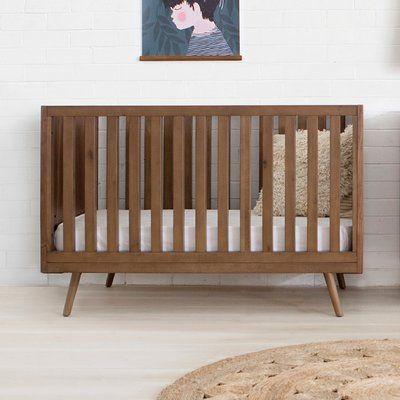 Ubabub Nifty Timber 3 In 1 Convertible Crib Birch Lane Diy