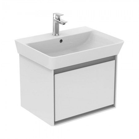 Ideal Standard Concept Air Wall Hung Vanity Unit With Basin 600mm