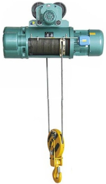 0 5t To 10t Cd1md1 Electric Winch Wire Rope Hoist Hoist Electric Winch Boat Building