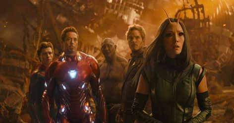 Somebody Just Figured Out the Correct Order of Every Marvel Movie Scene and It's Nuts