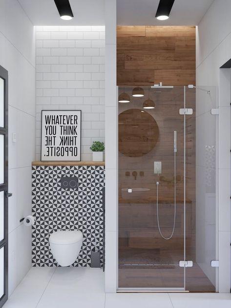47 Trendy Ideas For Bedroom Interior Decorating Small Rooms Studio Apartments Simple Bathroom Modern Bathroom Modern Bathroom Design