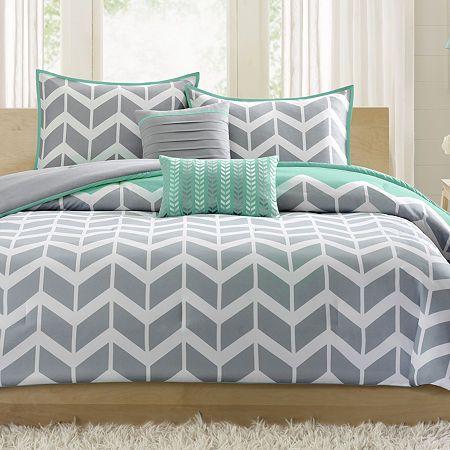 Pin By Alizadeh On روتختی Chevron Duvet Covers Duvet Cover Sets Comforter Sets