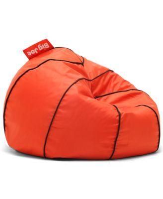 Furniture Big Joe Sports Ball Bean Bag Chair Reviews Chairs Furniture Macy S With Images Bean Bag Chair Comfy Chairs Furniture
