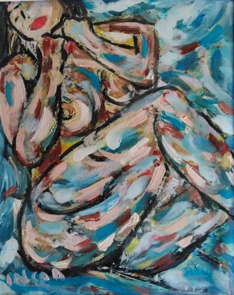 2018 Nudo di donna | Quadri | Pinterest