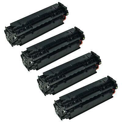Ebay Link Ad 4 Pk Ce410x Toner Cartridge For Hp Laserjet Pro 400 Color M451dn M451nw M451dw Toner Cartridge Toner Cartridges
