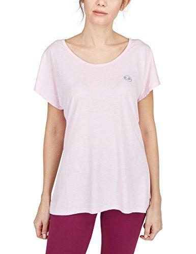 Maglietta da Fitness E Yoga Donna Ultrasport Balance