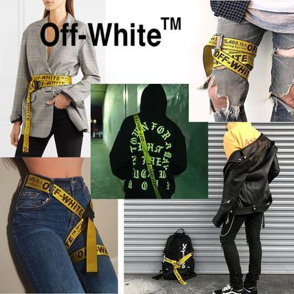 Off White Industrial Belt For Sale In Los Angeles Ca Off White Industrial Belt Off White Belt Street Style
