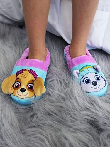 Disney Store 101 Dalmatians Kids Girls Boys Plush Fluffy Soft House 3D Slippers