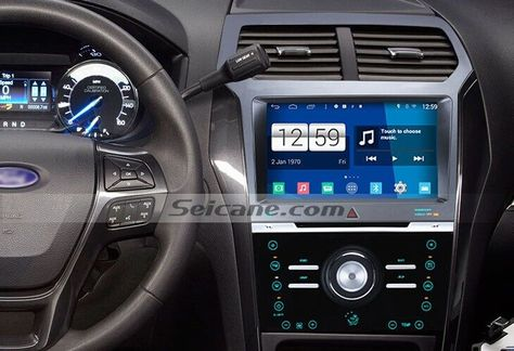Gps Navigation System For 2013 Ford Explorer With Images Gps Navigation System Gps Navigation Gps