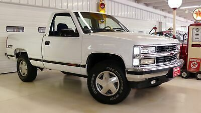 1998 Chevrolet C K Pickup 1500 K1500 Silverado Z71 Truck Chevrolet Trucks Old Trucks For Sale Z71 Truck