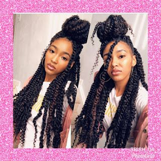 f7c58b0fe1 25 Gorgeous Passion Twists Hairstyles   StayGlam